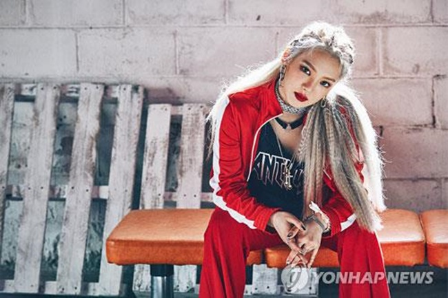 A publicity photo of Hyoyeon of Girls' Generation provided by S.M. Entertainment. (Image: Yonhap)