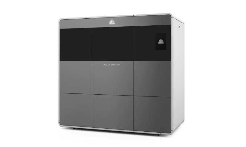 3D Systems Introduces a Multi-Material 3D Printer Solution with Breakthrough Total Cost of Operations