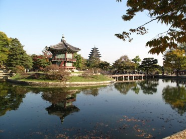 Historic Bridge in Gyeongbok Palace to Return to Original Site