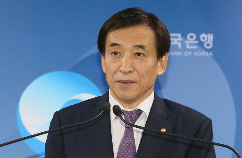 Bank of Korea Governor Lee Ju-yeol (image: Yonhap)
