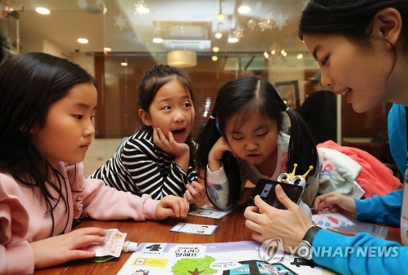 Computer Coding Education Becoming Popular in South Korea