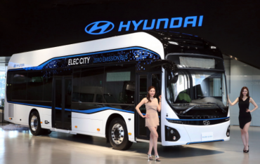 Hyundai to Launch All-Electric Bus next Year