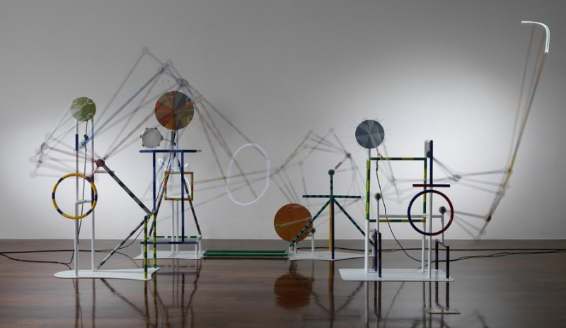 Aesthetic and Scientific Aspects of Korean Alphabet on Display in L.A