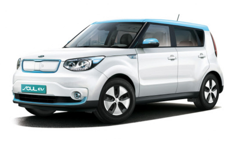 Kia Launches Soul EV with Extended Range