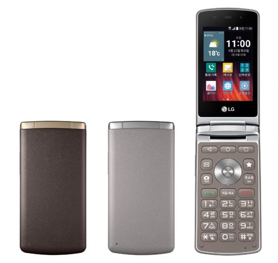 Samsung and LG Flip Phones Most Preferred by Seniors