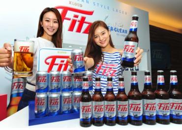 New Lotte Beer's Name Stirs Plagiarism Debate