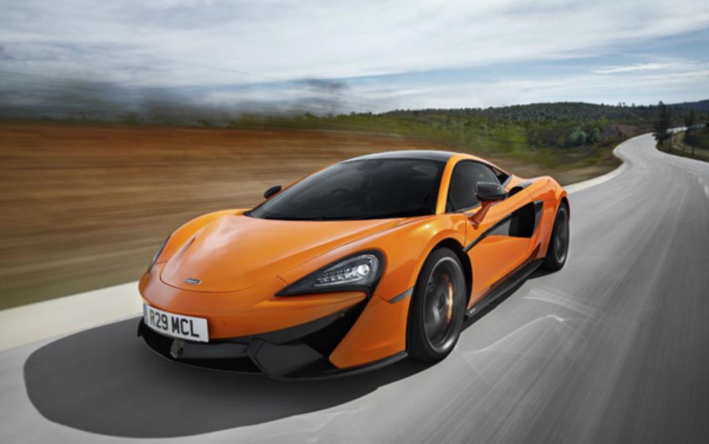 The McLaren Sports Series 570S. (image: McLaren)