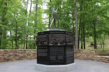 Memorial to Fallen Heroes of Korean War Unveiled in Virginia