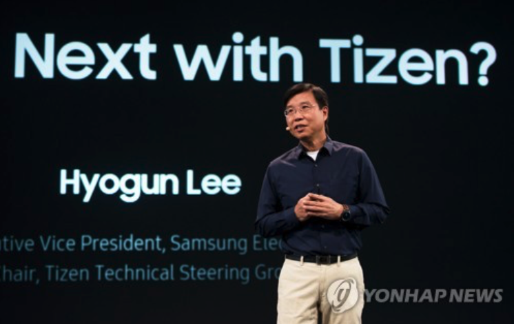 Samsung, meanwhile, is currently seeking to increase its presence through the Tizen operating platform. The Tizen platform is currently adopted mostly by budget smartphones sold in India, and they are also marketed in some southwest Asian countries. (image: Yonhap)