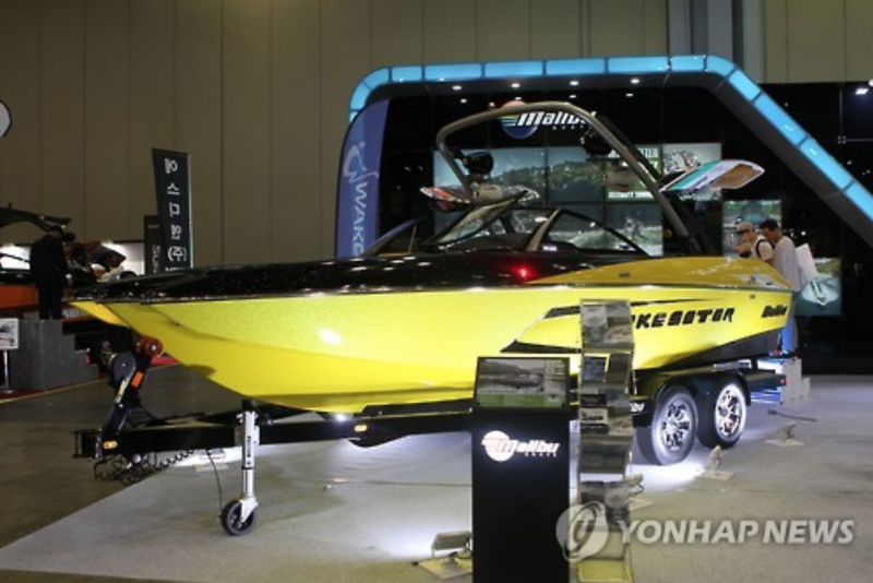KINTEX Hosting International Boat Show and Videogame Expo Simultaneously