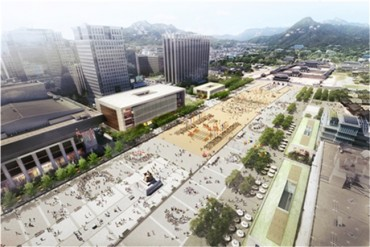 Gwanghwamun Square Could Be Car Free in Future