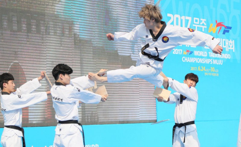 History Awaits as S. Korea Readies for Largest-ever Taekwondo Worlds