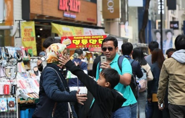 Tourists from Middle East Biggest Spenders in South Korea