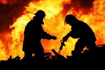1 in 3 Firefighters Suffer from PTSD: Report