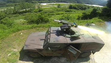 S. Korea to Mass-produce Anti-tank Guided Missile
