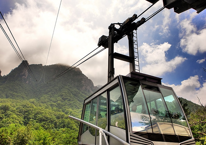 Gov't Ruling Paves Way for Controversial Cable Car on Mt. Seorak