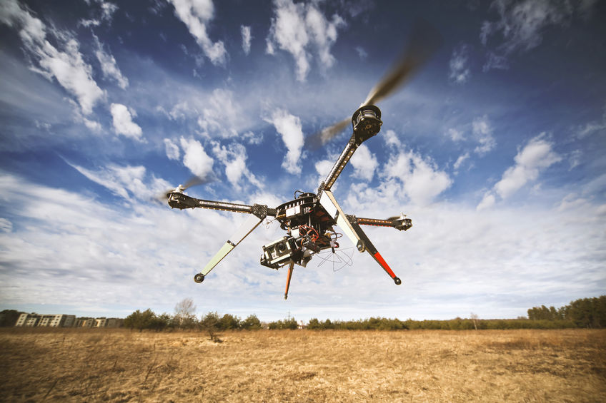 Both undergraduates and postgraduates who have an interest in drones can participate in the competition, either as individuals or in groups of up to five people. (Image: Kobiz Media)