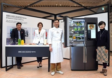 Samsung's High-Tech Fridge Proves Popular Despite High Price