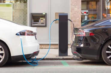 Busan to Introduce Portable Electric Car Chargers at Apartment Complexes