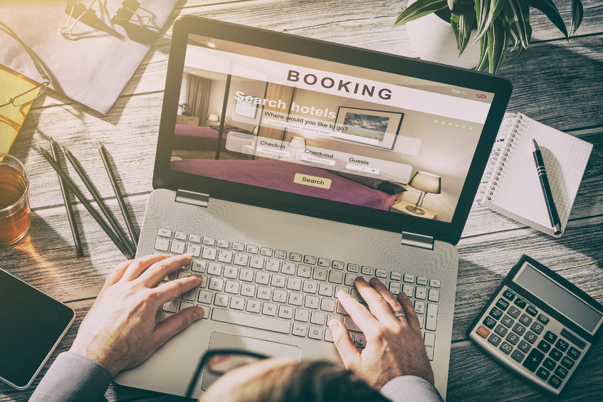 According to online retailer Interpark Tour, the number of hotel reservations made for longer than a week accounted for over 10 percent of all rooms booked, up from the last two years when the figures fluctuated between 8 percent and 9 percent. (Image: Kobiz Media)