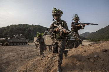 South Korean Army to Undergo an Image Makeover