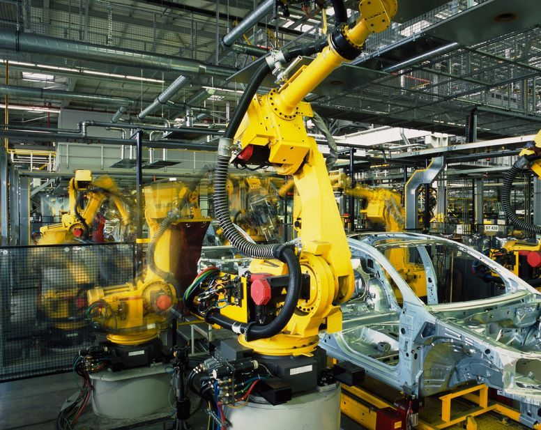 Hyundai, Kia Develop Smart Production Process Technology