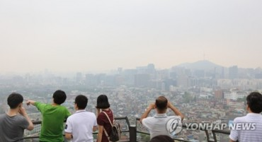 Air Pollution Causes 14,000 Additional Deaths a Year in South Korea