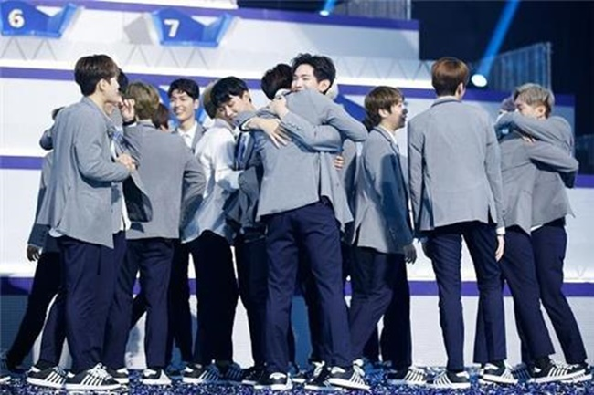 'Produce 101′ Tops TV Chart for 10 Weeks in Row