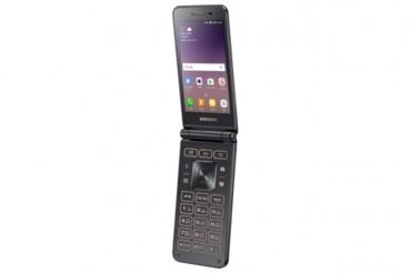 Samsung Releases New Flip Smartphone