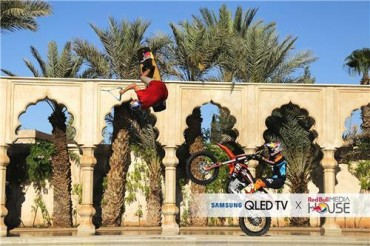 Samsung Collaborates with Red Bull on Extreme Sports Content