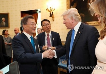 Moon and Trump to Discuss North Korea, Alliance