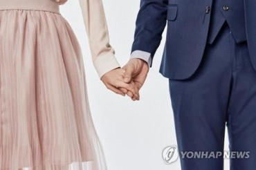 Average Marriage Age Rises in South Korea