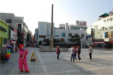 Plaza Renovation Project to Shed Light on Medieval Flagpole in S. Korean City