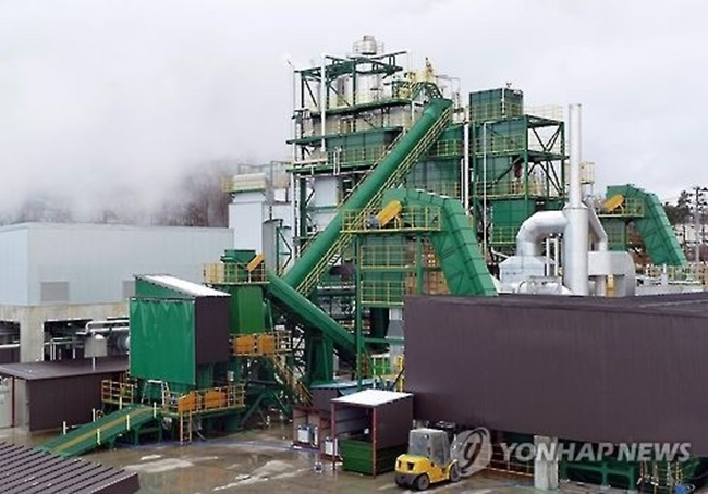 Compared to the existing cogeneration plant currently in operation, which covers 5 percent of the power consumption in the region, the newly proposed thermal power plant will cover only 2 percent, and some critics argue that it's a calculated move on the part of Gumi Green Energy to stay under the radar and bypass an environmental evaluation. (Image: Yonhap)