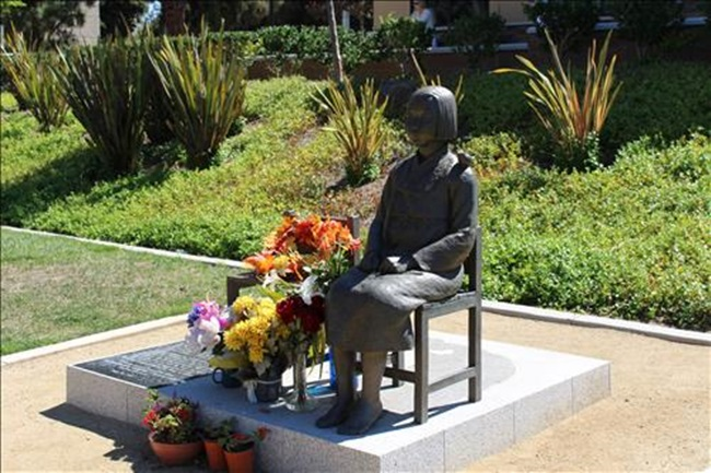 As a previous lawsuit by Japanese citizens brought against the city of Glendale's decision to install a memorial statue was dismissed, the opposition is likely to focus on lobbying rather than taking legal action. (Image: Yonhap)
