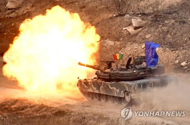 Traditionally, the South Korean Army has been subjected to the widespread stereotype of dealing with stragglers and being in charge of 'less important' jobs, while the Marine Corps and the Air Force take on important roles such as hitting priority targets when at war. (Image: Yonhap)