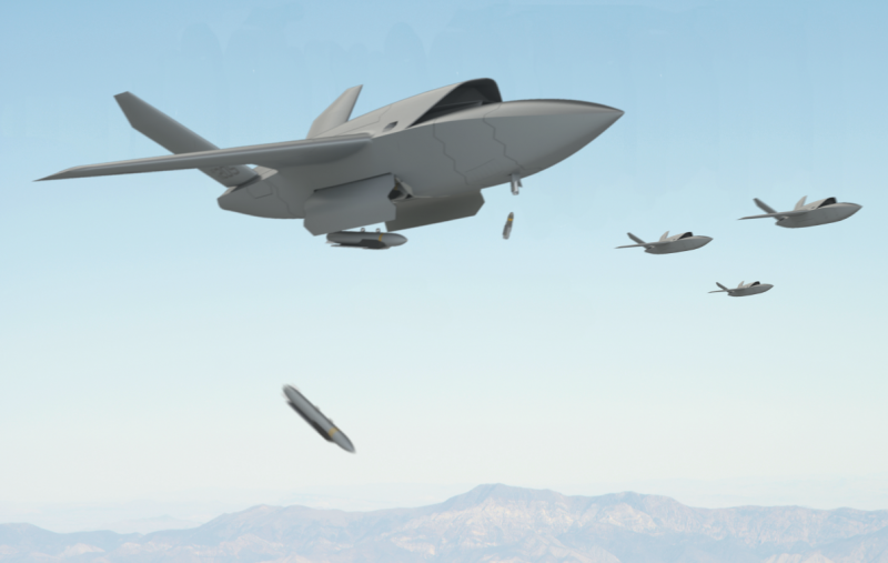 Kratos to Unveil Newest High Performance Class of Military Unmanned Aerial System Technology at 2017 Paris Air Show