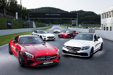 Demand for Performance Cars Rises in S. Korea