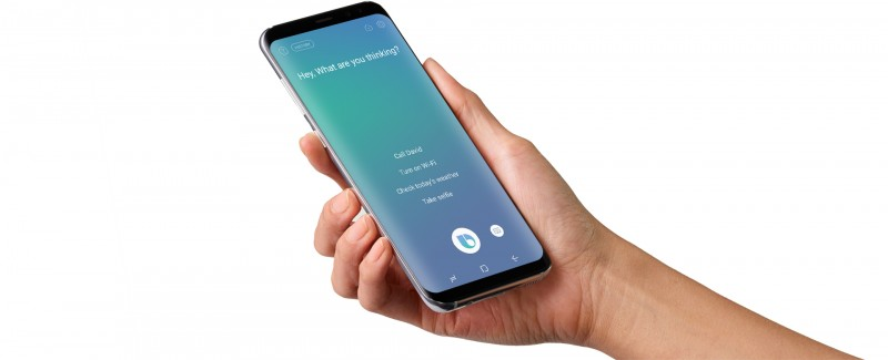 Samsung's Bixby Joins Forces with Local Banks