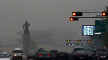 Seoul to Provide Free Public Transport during Heavy Fine Dust