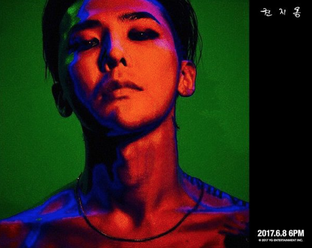G-Dragon's New Album Tops iTunes Chart in 39 Countries   Be