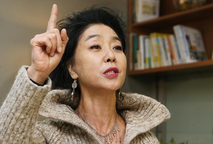 Actress Kim Bu-seon. (image: Yonhap)