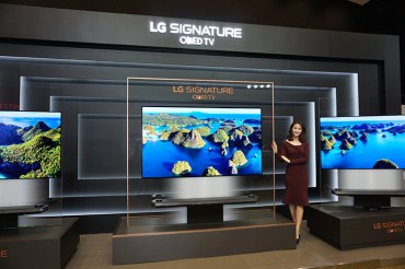 Demand for Larger TVs Growing in S. Korea