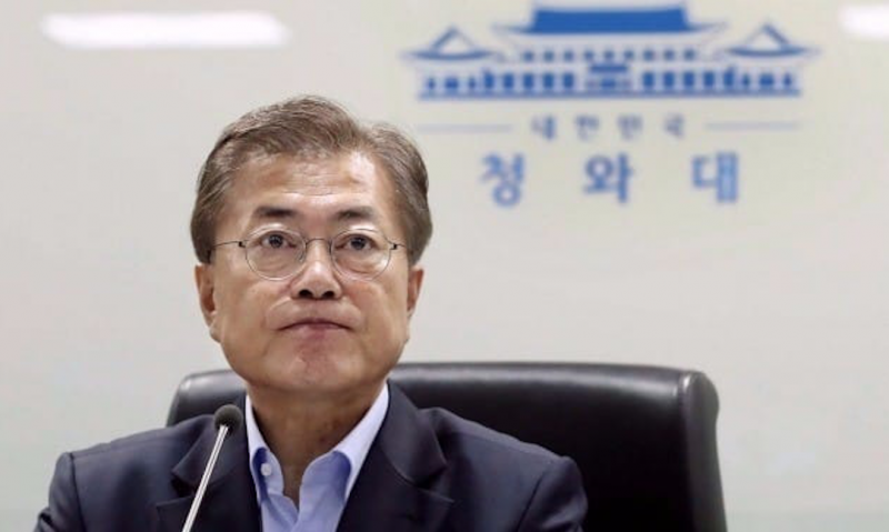 84 Pct of Public Approve of Moon's Job Performance: Survey