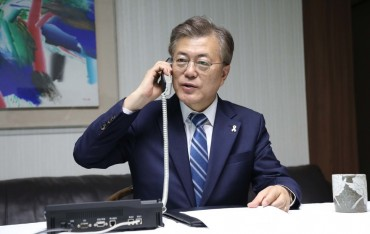 Moon Wins Acclaim for Breaking Authoritarian Mold