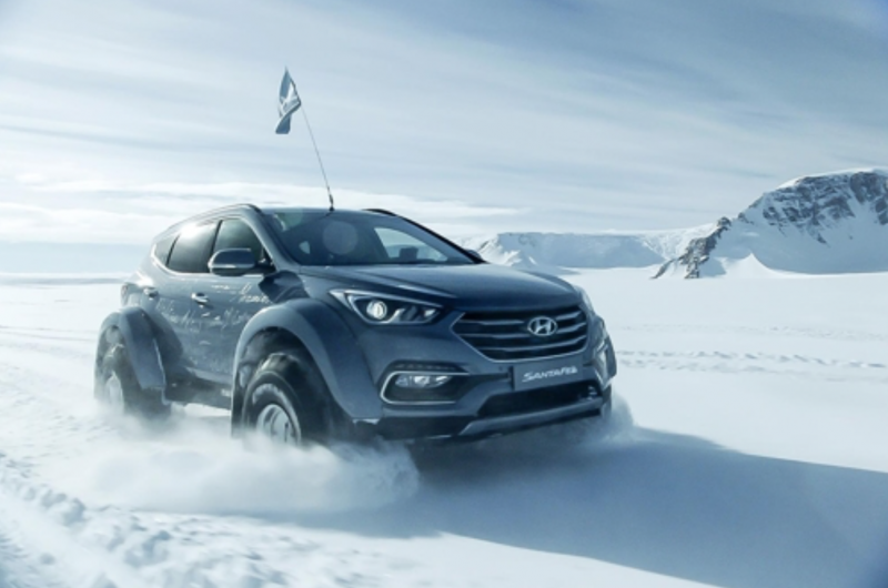 Hyundai's Antarctic Expedition Ad Gets 100 Million Views on YouTube