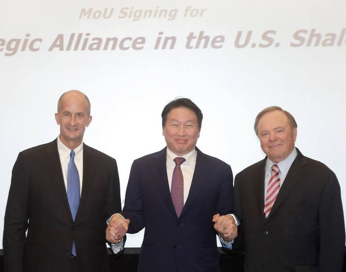 SK to Expand Investment in U.S. Energy Field, Forge Biz Ties