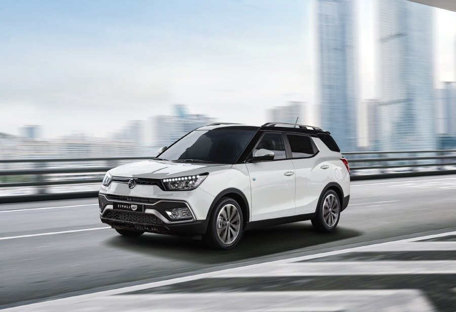 (image: Ssangyong Motor)