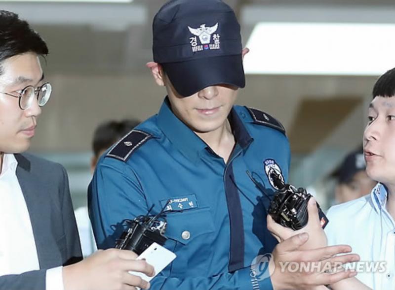 T.O.P's Mother Disputes Police Account, Says Singer Was in Much Worse Condition