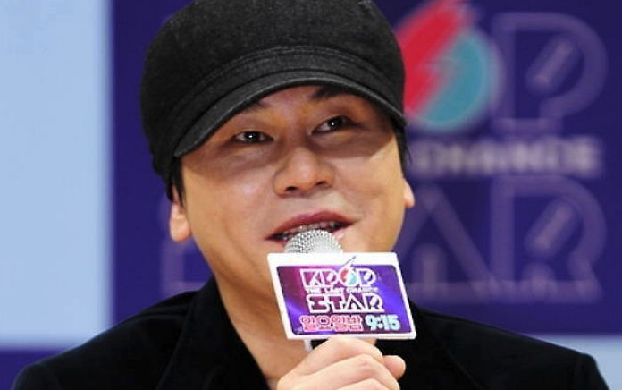 Yang Hyun-suk, CEO of YG Entertainment. (image: Yonhap)